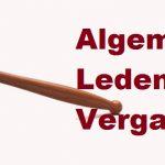 Agenda en uitnodiging voor de ALV op 22 juni