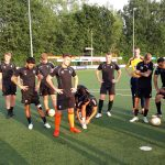 Jodan Boys oefent dinsdag thuis tegen OFC