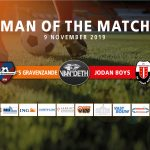 Van Deth Man of the Match: Roy Rondeltap