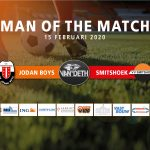 Van Deth Man of the Match: Roald Heerkens