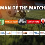 Van Deth Man of the Match: Kevin de Vries