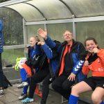 Vrouwen 2 wint met overtuiging voor de 2e keer dit seizoen