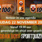 Wie wordt de Sportkenner van Jodan Boys?