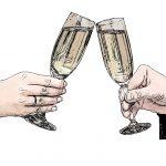 02 JAN.: Nieuwjaarsreceptie