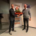 Ondertekening nieuwe sponsorovereenkomst met Marco Veenhuis