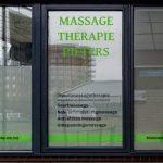 Massagetherapie Pieters huurt praktijkruimte bij Jodan Boys