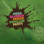 Helpen jullie mee om de Mega Blubber Power Pupillen Party te laten knallen?