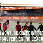 Kabouters en ING league zoeken nieuwe coördinator