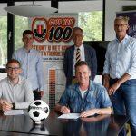 Jodan Boys verlengt het contract met Sporthuis.nl en Deventrade BV met vier jaar!