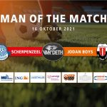 Van Deth man of the match: Mo Bellahcen